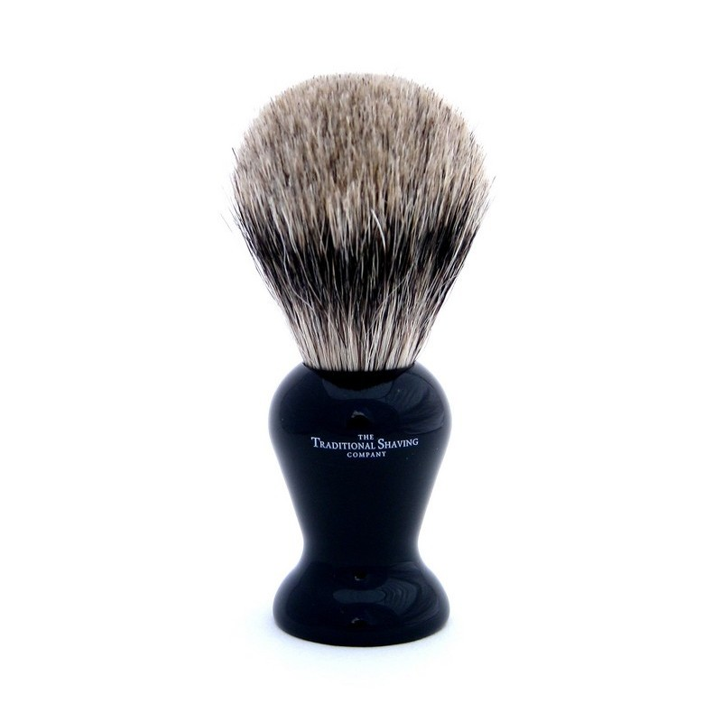 Ebony Pure Badger Shaving Brush 200