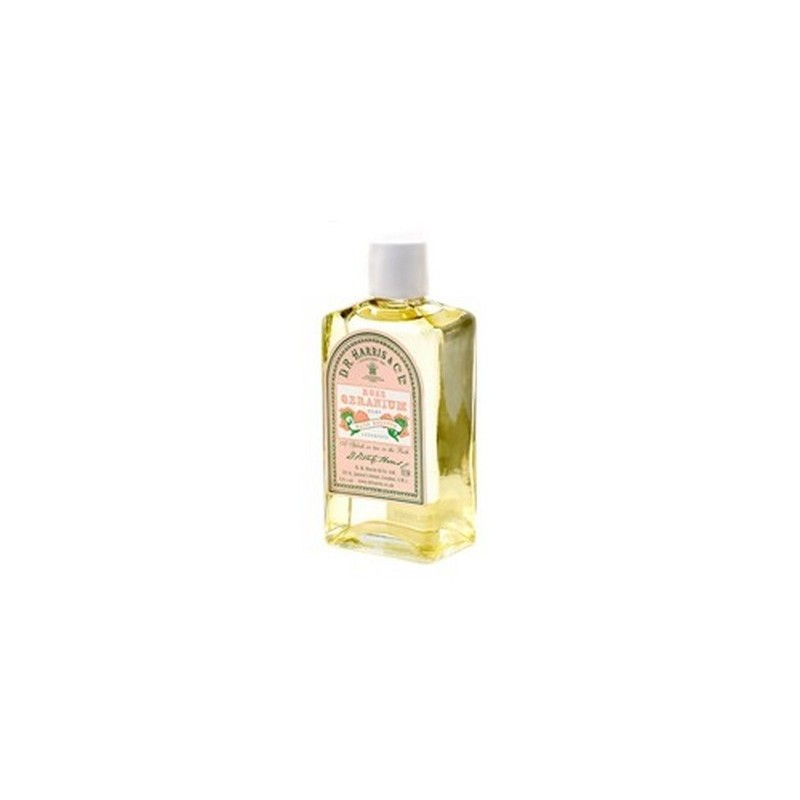 Rose Geranium Silky Bath Essence