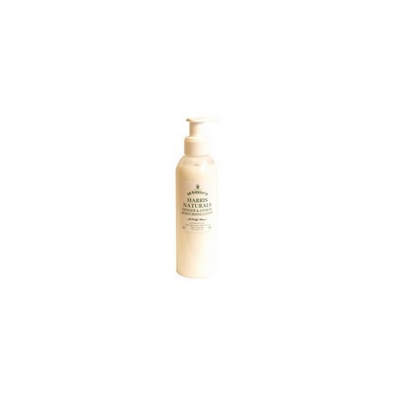 Ginger and Lemon Hand and Body Lotion