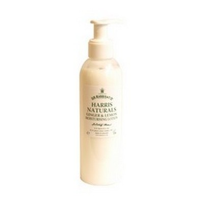 Ginger and Lemon Hand and Body Lotion 200ml