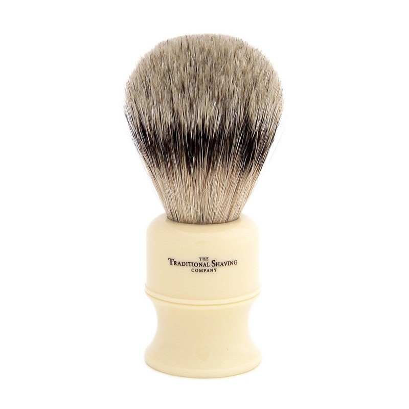 Ivory Best Badger Shaving Brush 300