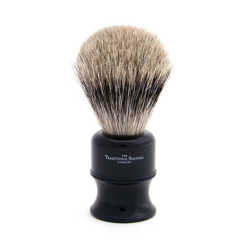 Ebony Pure Badger Shaving Brush 300