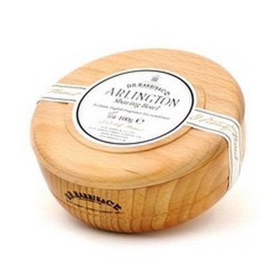 Arlington Shaving Soap in Beech Bowl