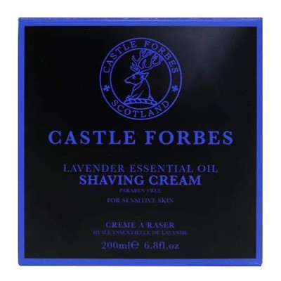 Lavender Shaving Cream 200ml