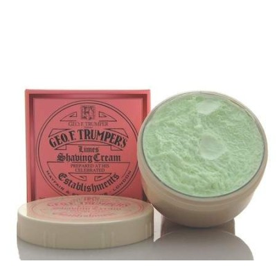 Extract of Limes Shaving Cream 200g