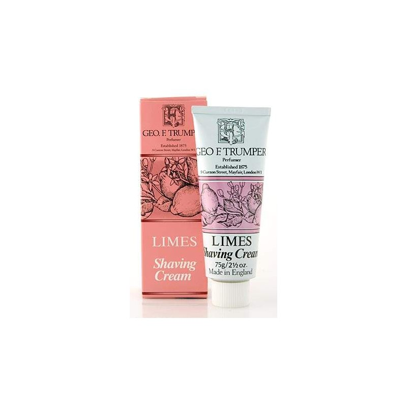 Extract of Limes Shaving Cream Tube 75g
