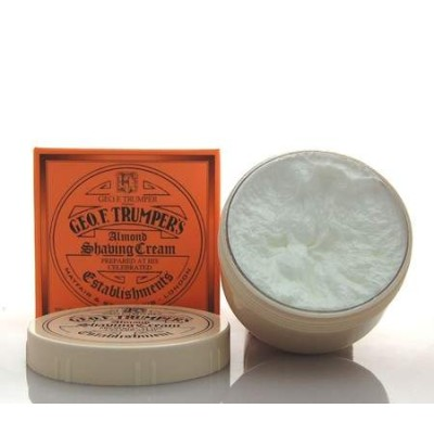 Almond Shaving Cream 200g