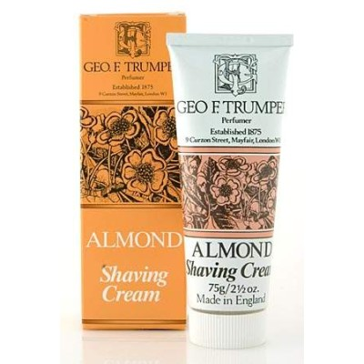 Almond Shaving Cream Tube 75g