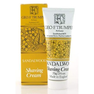 Sandalwood Shaving Cream Tube 75g