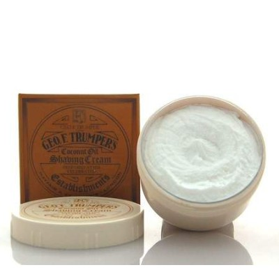 Coconut Oil Shaving Cream 200g