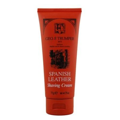 Spanish Leather Shaving Cream Tube 75g