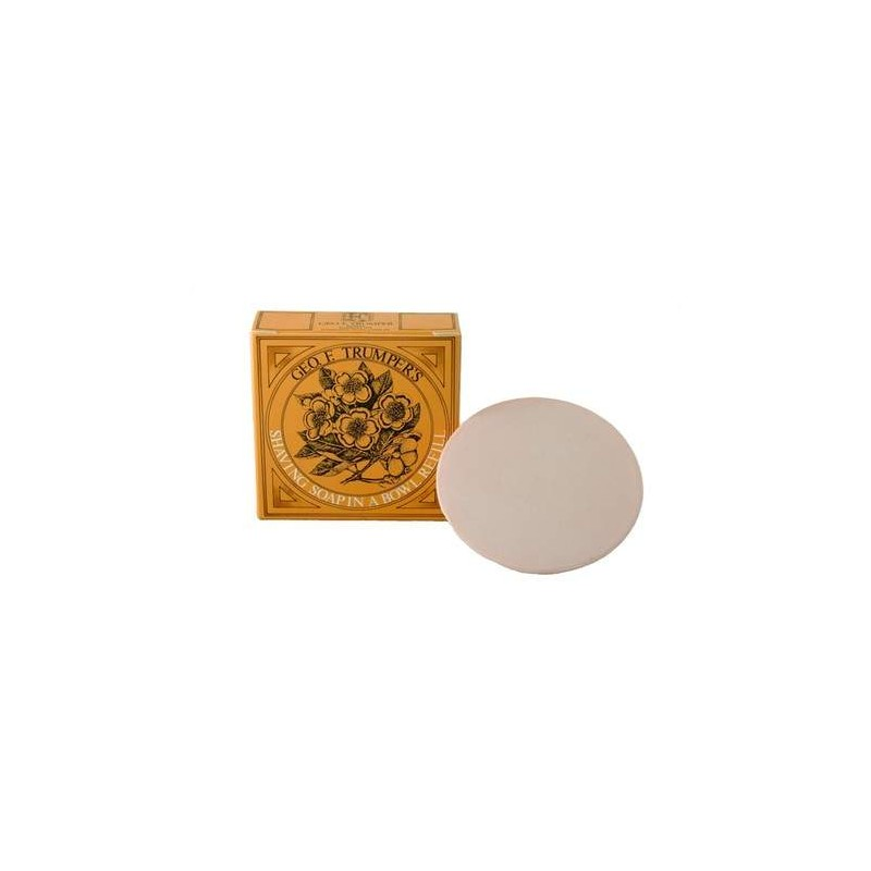 Almond Shaving Soap Refill 80g