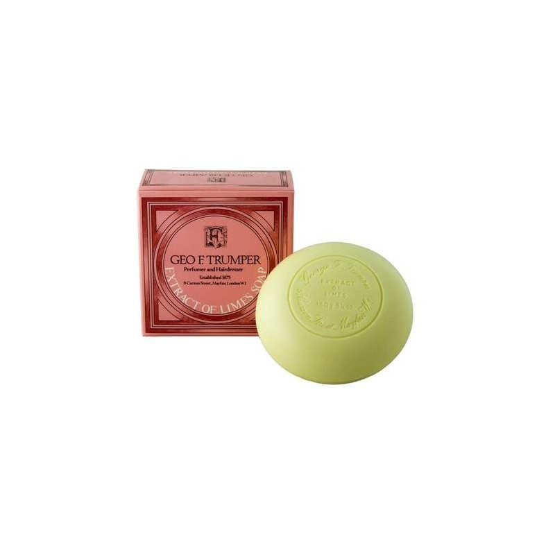 Extract of Limes Bath Soap 150g