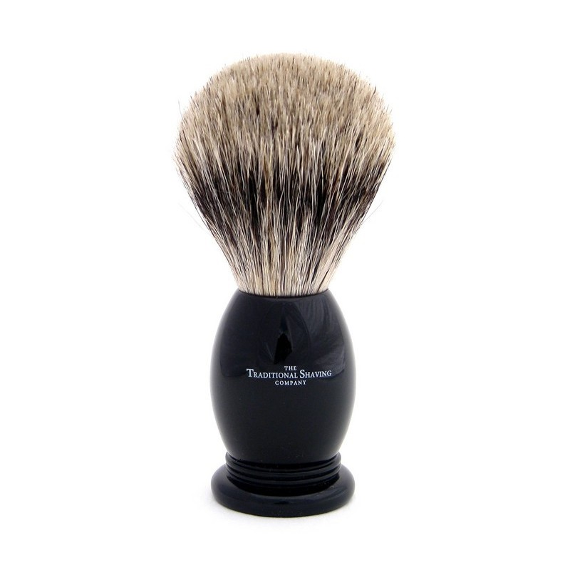 Ebony Pure Badger Shaving Brush 400