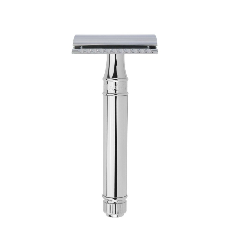 DE Razor Chrome Plated DE89