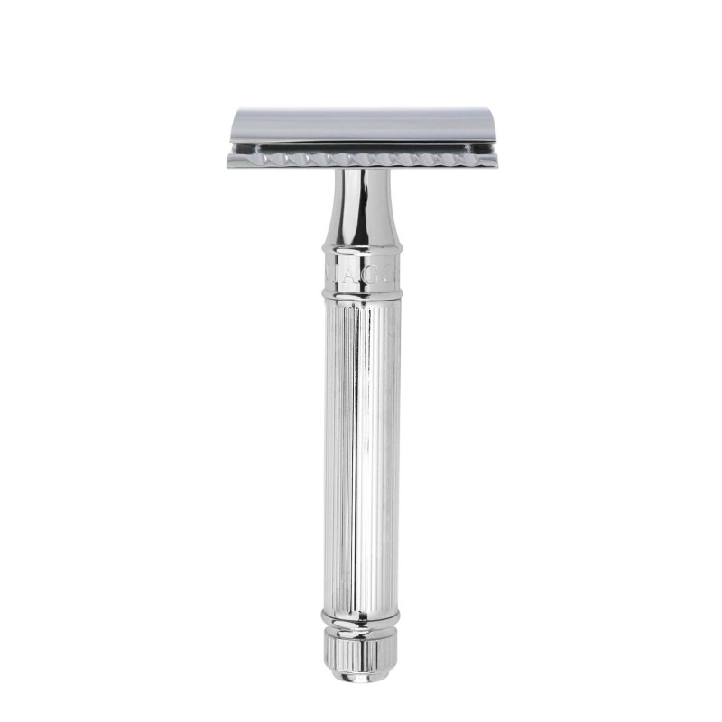 DE Razor Lined Chrome Plated DE89L