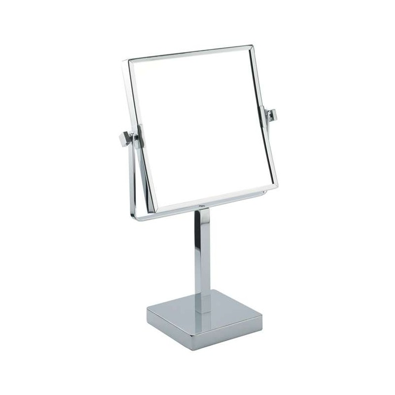 Tate 20cm square chrome mirror 3x mag