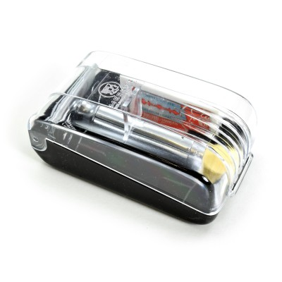 Progress Adjustable Safety Razor Chrome In Travel Case