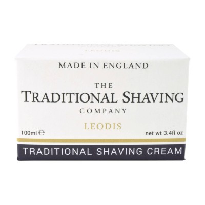 Leodis Luxury Shaving Cream 100ml
