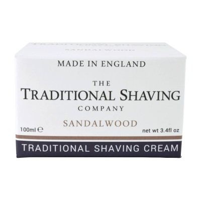Sandalwood Luxury Shaving Cream 100ml