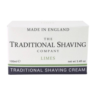 Limes Luxury Shaving Cream 100ml