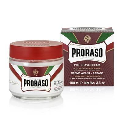 Pre Shave Cream Nourishing 100ml
