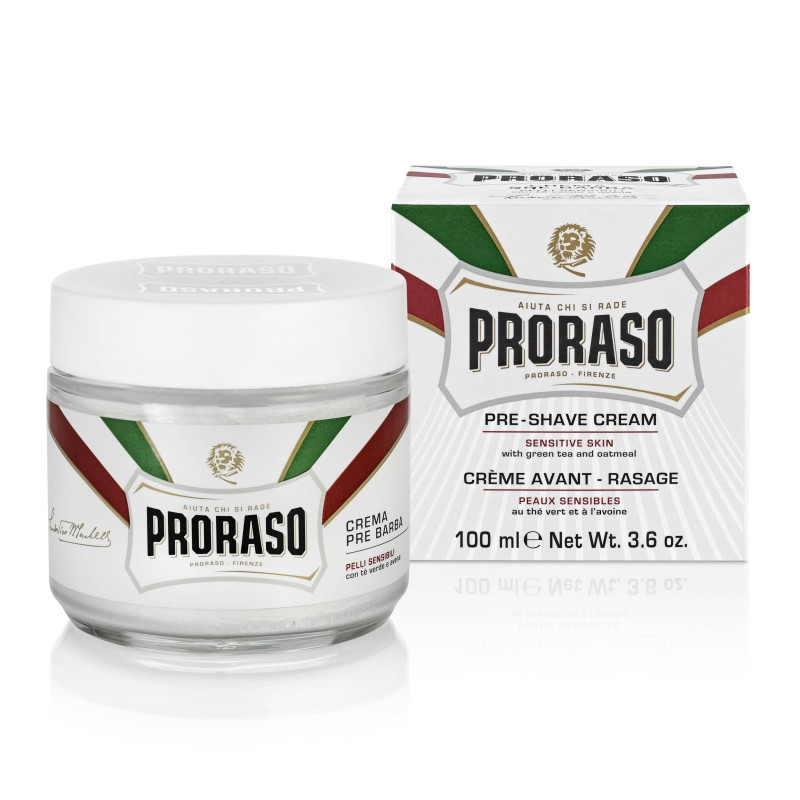 Pre Shave Cream Sensitive 100ml