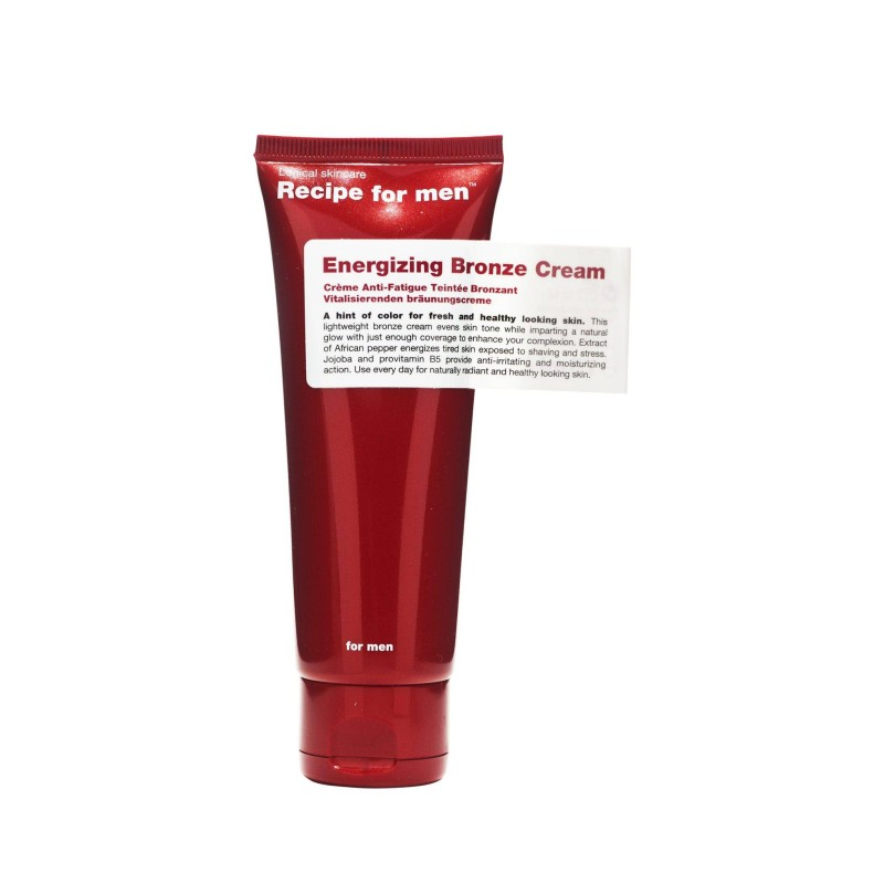 Energising Bronze Cream 75ml