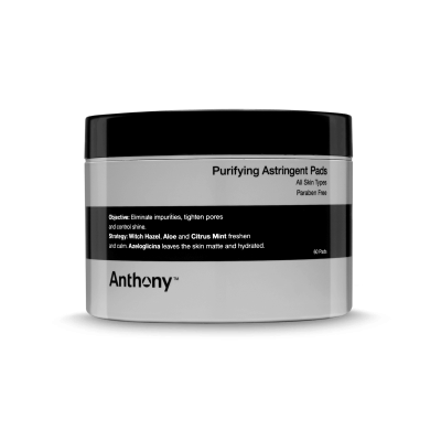 Purifying Astringent Toner Pads x60