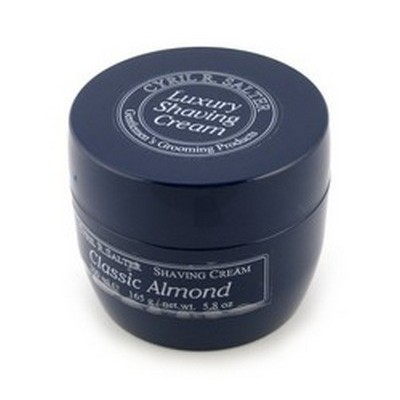 Classic Almond Luxury Shaving Cream
