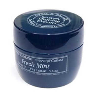 Fresh Mint Luxury Shaving Cream