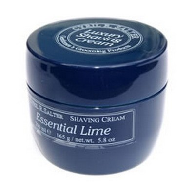 Essential Lime Luxury Shaving Cream